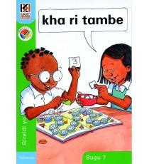 Kagiso Readers, Grade R/1, Book 7: kha ri tambe - Tshivenda