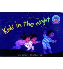 Stars of Africa Reader, Grades R and 1: Kids in the night