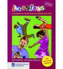 Leesfees, Graad 9 Leerderboek (Eerste Addisionele Taal)