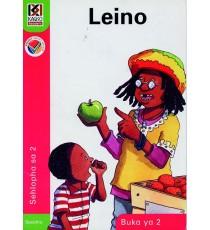Kagiso Readers, Grade 2, Book 2: Leino - Sesotho
