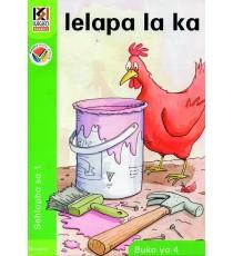Kagiso Readers, Grade R/1, Book 4: lelapa la ka - Sesotho