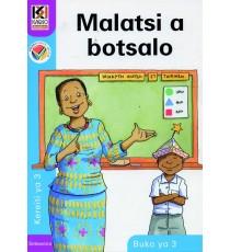 Kagiso Readers, Grade 3, Book 3: Malatsi a botsalo - Setswana