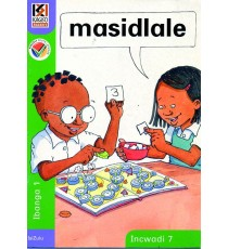 Kagiso Readers, Grade R/1, Book 7: masidlale - IsiZulu