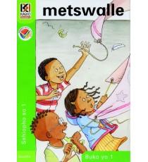 Kagiso Readers, Grade R/1, Book 1: metswalle - Sesotho