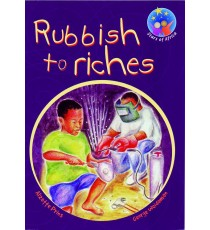 Stars of Africa Reader, Grade 5: Rubbish to riches