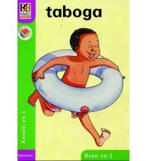 Kagiso Readers, Grade R/1, Book 2: taboga - Setswana