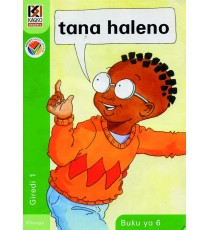 Kagiso Readers, Grade R/1, Book 6: tana haleno - Xitsonga