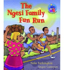 Stars of Africa Reader, Grade 5: Ngesi Family Fun Run, The