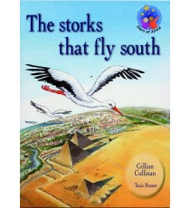 Stars of Africa Reader, Grade 7: The Storks that fly South