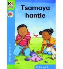 Kagiso Readers, Grade 3, Book 1: Tsamaya hantle - Sesotho