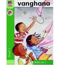 Kagiso Readers, Grade R/1, Book 1: vanghana - Xitsonga